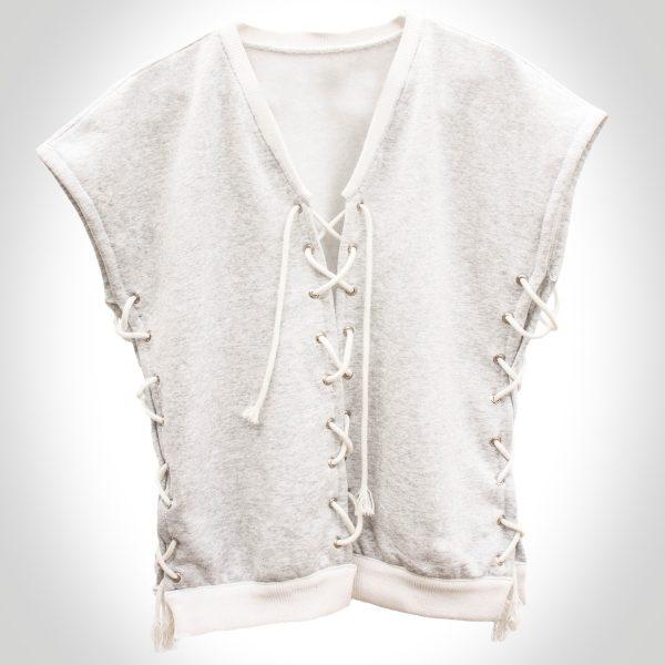 Buy Icey grey top online for men's