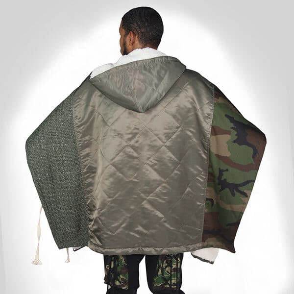 Presidential Poncho | Onelace